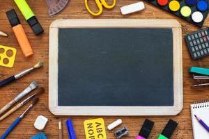 schoolbord school achtergrond