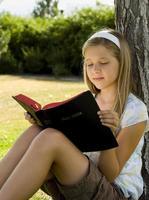 Bijbel studie foto