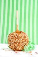 karamel snoep appel foto