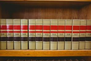 close up van grote boeken