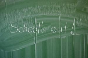 schoolvakanties foto