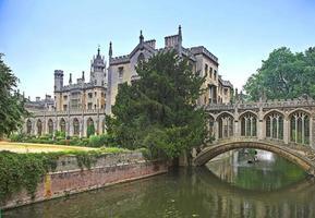 Cambridge Universiteit foto