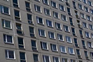 stedelijke anonimiteit foto