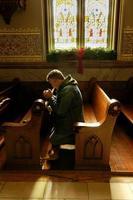 kerst tijd gebeden foto