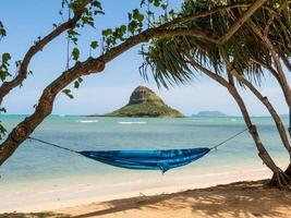 Hawaii levensstijl foto