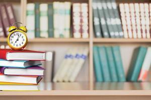 examen, boek, huiswerk foto
