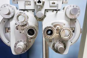 instrument voor optometrie foto