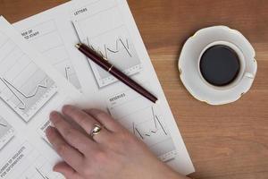 bedrijfsanalyse foto