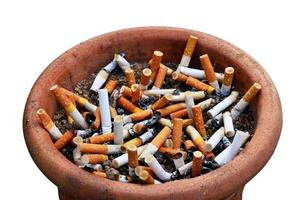 stop sigarettenverslaving foto