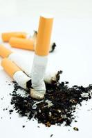 sigarettenpeuk foto
