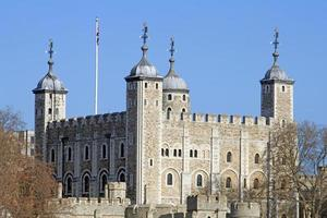 de toren van Londen foto