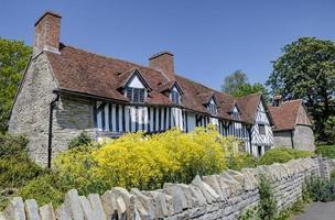 het huis van Mary Arden foto