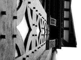 architectuur tudor engeland chester foto