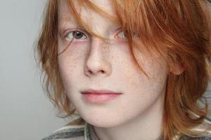 tiener jongen foto