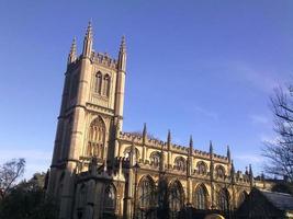 kerk in Bath, Somerset, Verenigd Koninkrijk foto