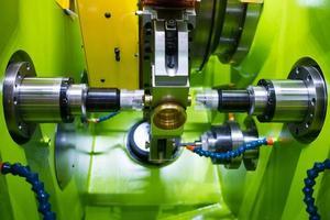 cnc tweeweg-tapmachine