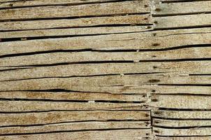 vintage houten lat voor achtergrond foto
