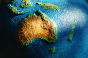 papier-maché Australië foto