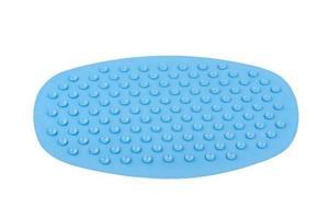 antislip rubberen mat foto