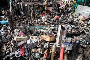 ijzerwaren bazaar foto