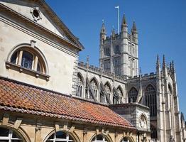 Bath Abbey, Somerset Engeland foto
