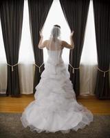 piekende bruid