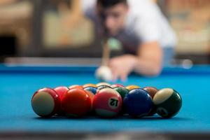 jongere snooker spelen
