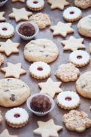 koekjes en snoep foto