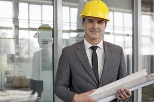 industriële ingenieurs ter plaatse