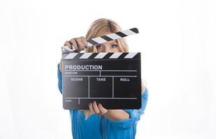vrouwelijke producent foto