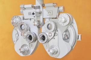 opticien dioptrie foto