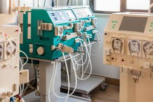 hemodialyse afdeling foto