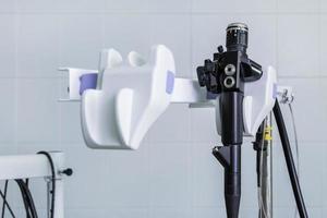 het endoscoopapparaat foto