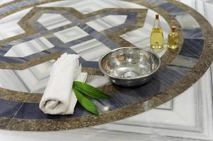 Turkse hamam; baden