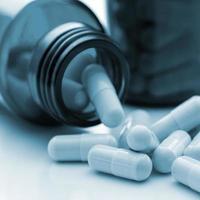 medische capsules foto