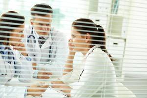 medisch consult foto
