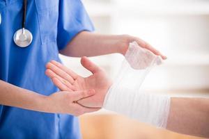 medische diensten foto