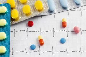 medische drugs foto
