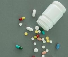 medische pillen foto