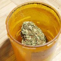medische marihuana foto