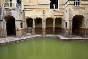 Romeinse baden foto