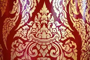 Thais patroon foto
