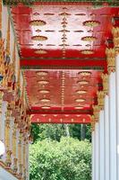 kunst patroon van het interieur. foto