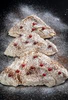 meringue kerstboom