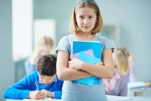 jeugdige leerling