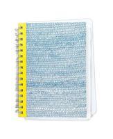 notebook voorblad foto