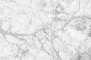 wit marmer patroon textuur achtergrond voor ontwerp foto