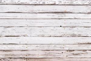 de witte houtstructuur met natuurlijke patronen achtergrond foto
