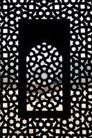 moghul thomb vensterpatroon foto