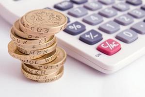 financiële planning foto